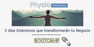 Physio Managers Curso de Gestión en Fisioterapia