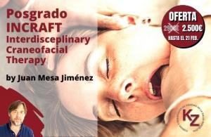 Posgrado en Interdisceplinary Craneofacial Therapy (Incraft Concept)