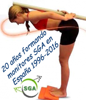 SGA - STRETCHING GLOBAL ACTIVO - Jornada Internacional