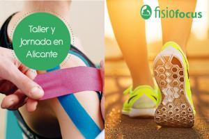 TALLER Y JORNADA EN ALICANTE: Vendaje funcional y vendaje neuromusuclar / Fisioterapia y deporte