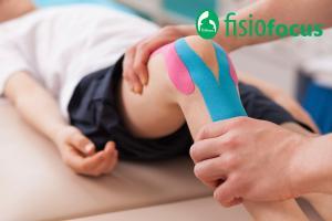 Vendaje neuromuscular en afecciones pediátricas