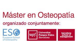Máster en Osteopatía