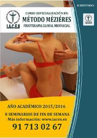 Curso de Experto en el Método Mèziéres. Fisioterapia Global Miofascial
