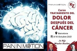 Tratamiento del dolor después del cáncer by Jo Nijs (Pain in Motion)