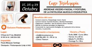 Abordaje visceral/fascial & Postural de la patología músculo-esqueletica