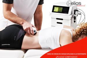 Ondas de Choque en combinación con excéntricos y otras técnicas como diatermia