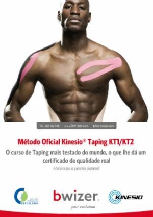Método Oficial Kinesio® Taping KT1/KT2 (Nov 2014) - MADRID