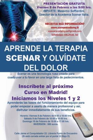 Terapia Scenar en Madrid
