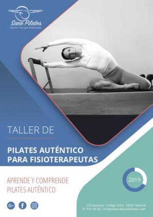 Taller de Pilates Auténtico para Fisioterapeutas