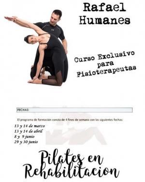 Curso de pilates para fisioterapeutas