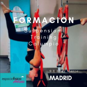 Formación Suspensión Training Columpio en Madrid