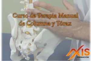 Curso de Terapia Manual de Columna y Tórax