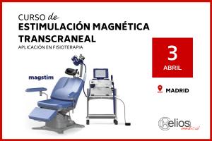 Curso de Estimulación Magnética Transcraneal. Aplicación en fisioterapia.