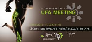 VII JORNADA DE FISIOTERAPIA INTERDISCIPLINAR UFA MEETING: Síndrome Femoropatelar y Patología de cadera por capas