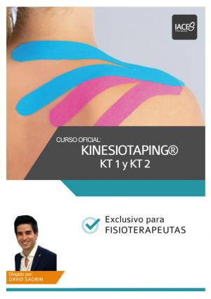Curso Oficial Vendaje neuromuscular ®. Kt1 y Kt2