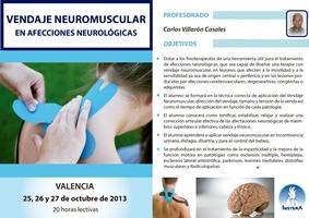 VENDAJE NEUROMUSCULAR EN AFECCIONES NEUROLÓGICAS