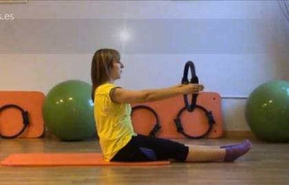 Video curso online Pilates Magic Circle para Fisioterapeutas