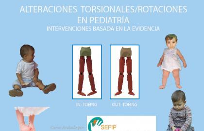 Curso online Alteraciones Torsionales / Rotacionales en Pediatría. Intervenciones Basadas en la Evidencia