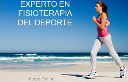 Fisioterapia del Deporte - Online