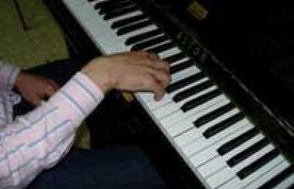 Fisioterapia del arte: ejercicios de condición física para piano