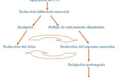 Tratamiento miofascial y de de los puntos gatillos en rigidez cervico-dorsal con la nueva técnica CTS (criomasaje terapéutico en seco).