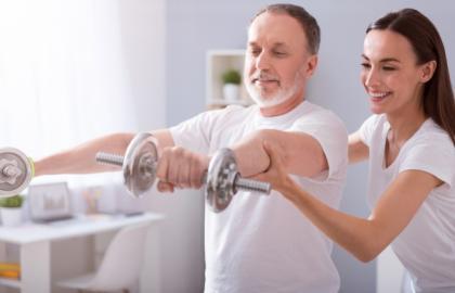 Influencia de un programa de ejercicios físicos para el tratamiento de la hipertensión en los practicantes de la tercera edad.