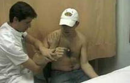 Reeducación de la inestabilidad glenohumeral después de la cirugía