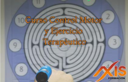 Curso de Control Motor y Ejercicio Terapéutico