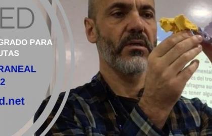"""Formación en Osteopatia Craneal ICOMED 10ª PROMOCIÓN """"por una formación mas humanizada"""""""