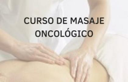 Curso de Masaje Oncológico