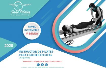 INSTRUCTOR DE PILATES PARA FISIOTERAPEUTAS (máquinas)