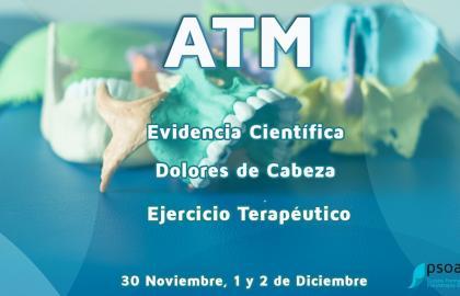 Curso de ATM para fisioterapeutas. Curso basado en la evidencia científica