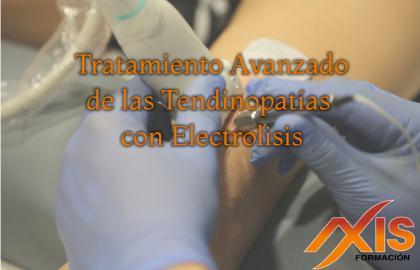 Curso de Electrolísis: Tratamiento Avanzado de las Tendinopatías con Electrolísisi