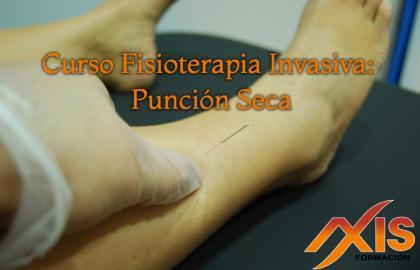 Curso de Fisioterapia Curso de Fisioterapia Invasiva: Punción Seca (Edición 33)