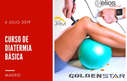 Curso de Diatermia aplicada a fisioterapia