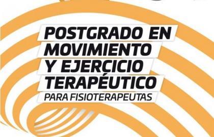POSTGRADO EN MOVIMIENTO Y EJERCICIO TERAPÉUTICO para fisioterapeutas
