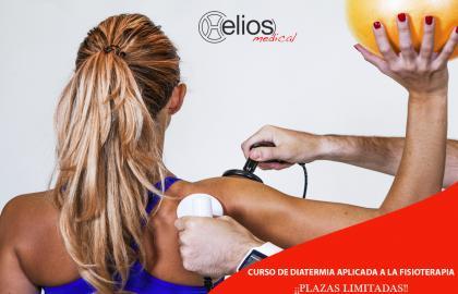 Curso de Diatermia aplicada a fisioterapia deportiva