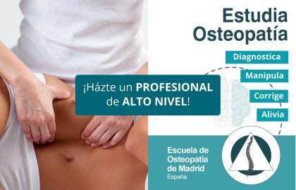 Osteopatía en las Disfunciones Neuromusculoesqueléticas