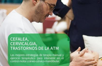 Disfunción cráneo-cérvico-mandibular: Terapia Manual, control motor y ejercicio terapéutico (Ene, 2021) - Madrid