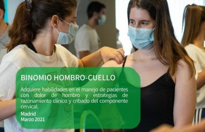 Binomio Hombro-Cuello (Mar, 2021) - Madrid