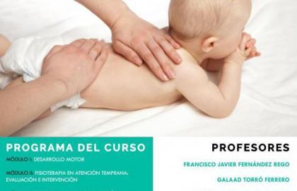 ¡Últimas plazas! Experto universitario en fisioterapia pediátrica y atención temprana (Alicante) Fisioform-Ucam 30 créditos ects