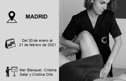 Curso especializado en fisioterapia del suelo pélvico (Madrid) Enero