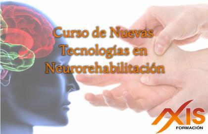 Curso de nuevas Tecnologías en Neurorrehabilitación