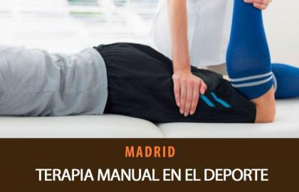Terapia manual en el deporte