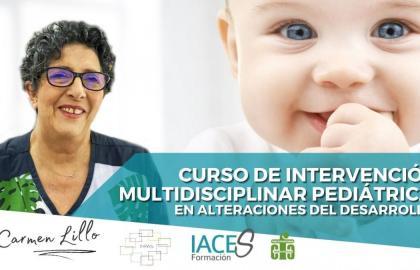 Intervención Multidisciplinar Pediátrica en Alteraciones del Desarrollo