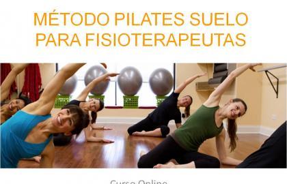 Método Pilates Suelo para Fisioterapeutas