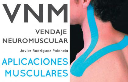 Video curso online Vendaje neuromuscular. Aplicaciones musculares