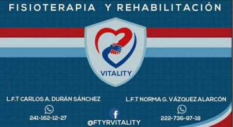 Fisioterapia y Rehabilitación Vitality