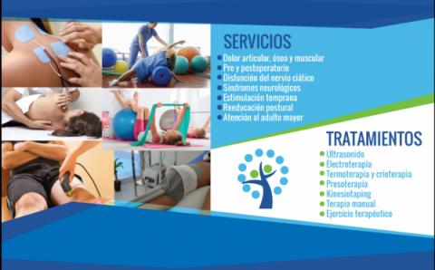 Clínica de fisioterapia y rehabilitación Vida plena