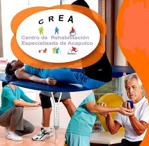 Centro de Rehabilitación Especializada de Acapulco CREA